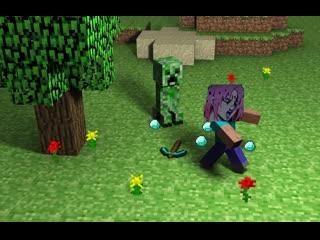 Minecraft bizarre adventure 3