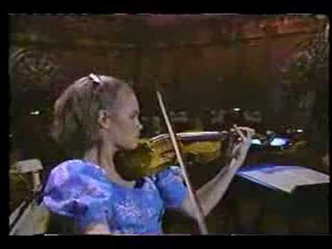 Leila Josefowicz Plays Kreisler 1991