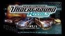 Прохождение Need For Speed Underground Rivals PSP 7 1 Evo 8 против Corvette C5