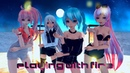 ≡MMD≡ Playing With Fire 4KUHD60FPS CC Eng Sub