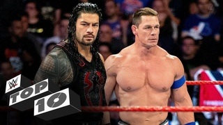 #My1 Roman Reigns unexpected teammates: WWE Top 10, Sept. 28, 2019