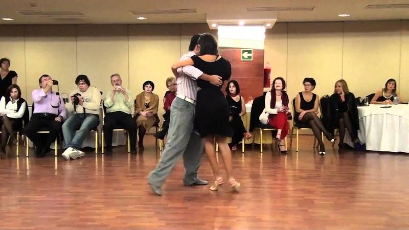 Sebastian Achaval y Roxana Suarez Tristeza de la calle Corrientes