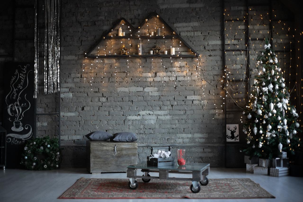 Фотостудии с новогодними декорациями ладожская дня, вечера