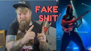 Rage Time! Stop Fake Guitar Playing - Name & Shame