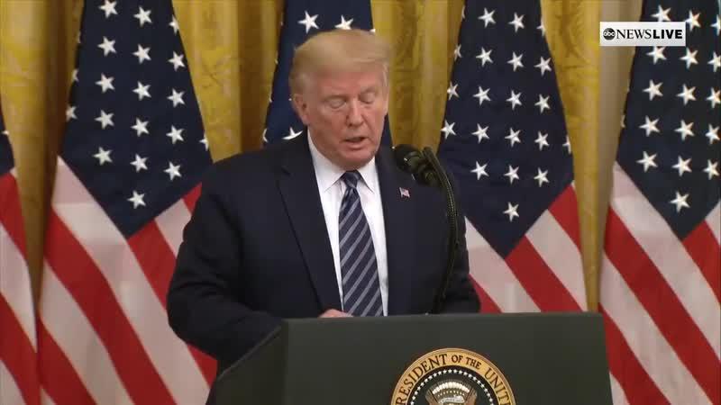 🇺🇸 Präsident Trump sagt er wäre offen dafür General Flynn wieder in seine Regierung zurückzuholen Er sei unschuldig
