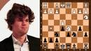 Beautifully creative use of Imbalances || Jan Smeets vs Magnus Carlsen || Sicilian Sveshnikov