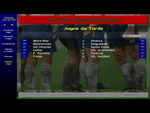 Championship Manager Season 01/ 02 - Th Return Tó Madeira FC Porto 3