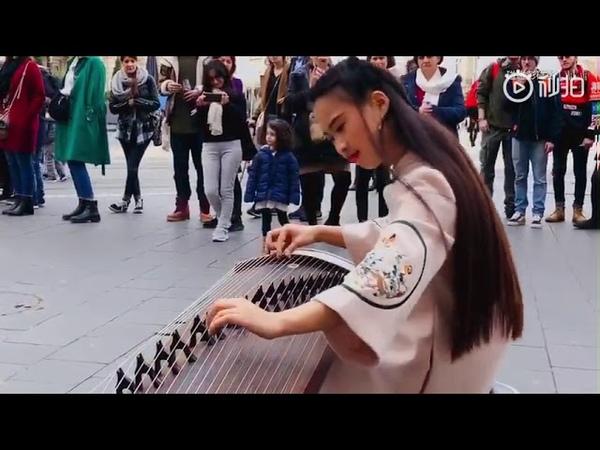 天行九歌 guzheng