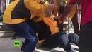 Chile Observador del INDH herido por 7 balines durante las protestas