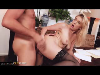 Keiran Lee & Giselle Palmer [ Blondes / Pussy, Cum on face, Curly]