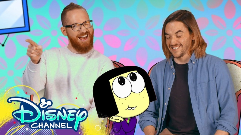 The Houghton Brothers Miss Tilly's Fun Time TV Minute 💖 Big City Greens Disney Channel