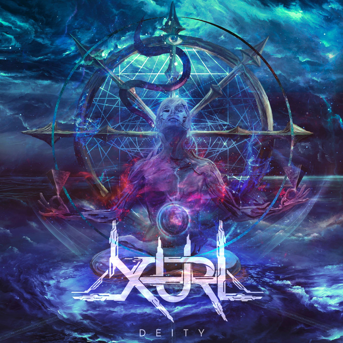 XURL - False God [single] (2019)