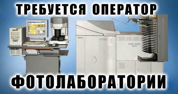 предыдущий хозяин оператор фотолаборатории зарплата дня расписан буквально