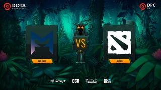 Mad Kings vs Inverse, Dota Pro Circuit 2021: S1 - SA, bo3, game 1 [Lex & GGS]
