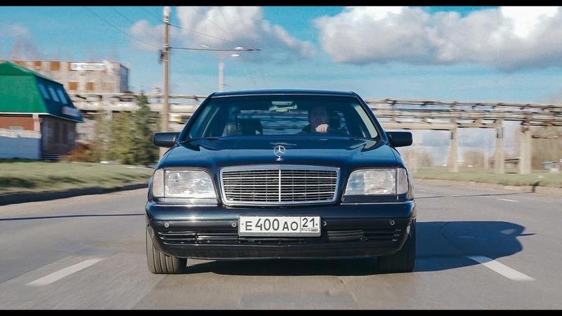 Самый красивый Mercedes. Тест-драйв. Anton Avtoman.