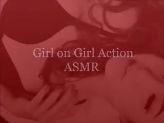 Asmr 2 girls sweet moan | asmr 18+