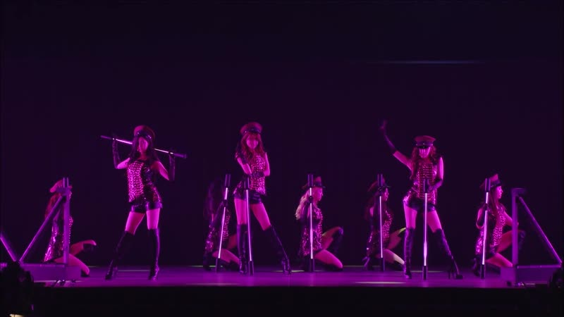 SNSD - T.O.P. The Boys Reflection (Girls' Generation The Best Live at Tokyo Dome)
