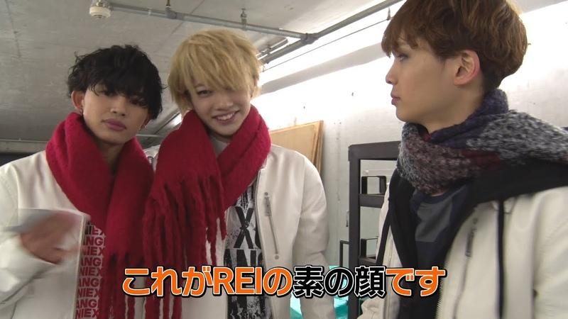 EBiSSH TV 34/2017.12.13 2ndシングル「マイ・フレンド / キミでいっぱい」リリース記念全