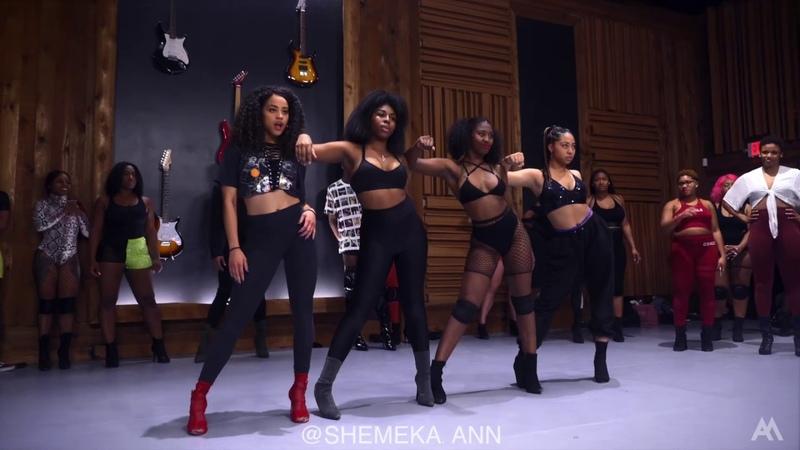 She'Meka Ann Choreography x Ayanis Feat Wiz Khalifa One Night