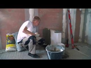 Межкомнатные перегородки - как избежать трещин