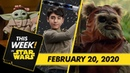 Star Wars The Rise of Skywalker Comes Home the Child Lands at New York Toy Fair and More!