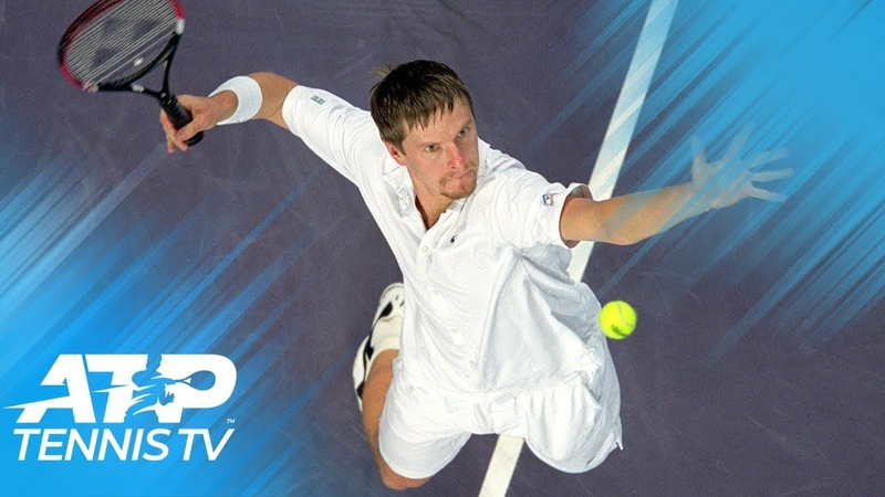 Yevgeny Kafelnikov Top 10 Shots