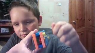 LEGO BOOST первая шкатулка