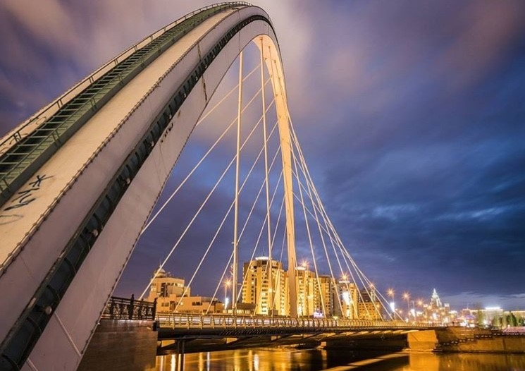 Мост Караоткель
