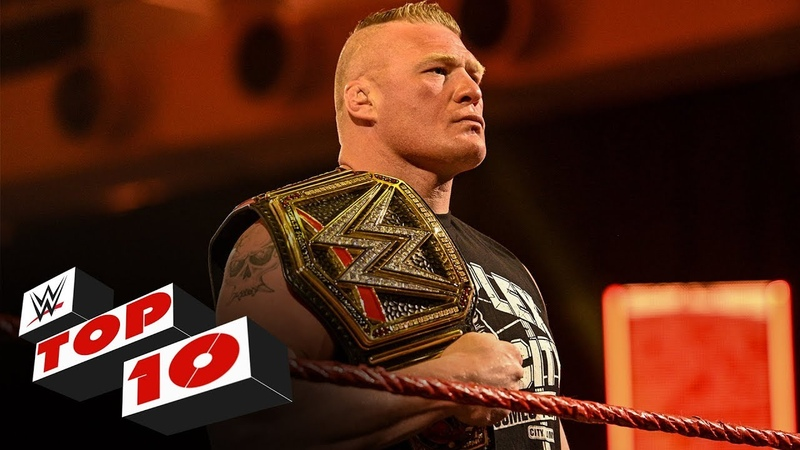 Top 10 Raw moments: WWE Top 10, March 30, 2020