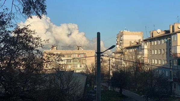 При взрывах на арсенале в Балаклее погибли двое украинских военных