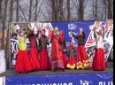 Тамбовский вальс Любовь Скокова и ансамбль В Мире Танца 20 02 2020 Державинская лыжня Тамбов Парк Дружбы