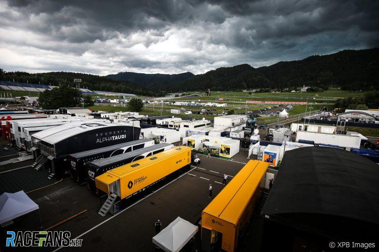Formula 1 Avusturya GP 2020 - Resimleri