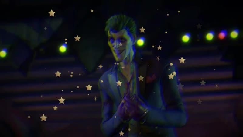 BatJokes Танец с дьяволом под луной