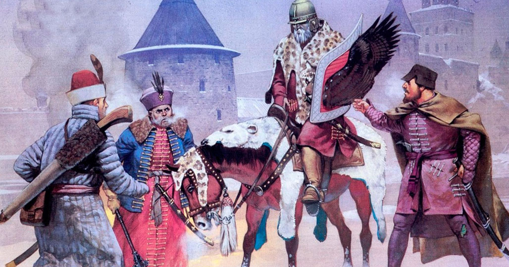 Солдаты Батория