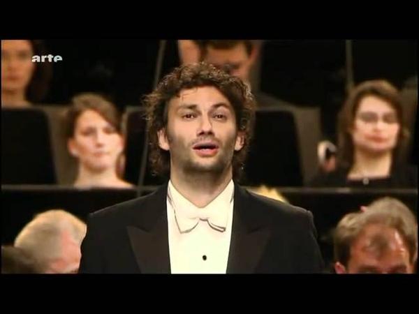Jonas Kaufmann singt Richard Wagners In fernem Land von Lohengrin
