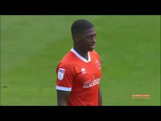 Чемпионат Англии 2019-20. Первая Лига Ковентри Сити - Блэкпул