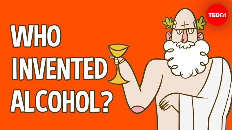 A brief history of alcohol Rod Phillips