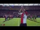 Van Persie giải nghệ , Feyenoord tri ân xúc động
