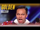Kodi Lee Blind Autistic Singer WOWS And Gets GOLDEN BUZZER America's Got Talent 2019