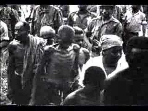 Nigeria war against Biafra 1967 1970 part 6