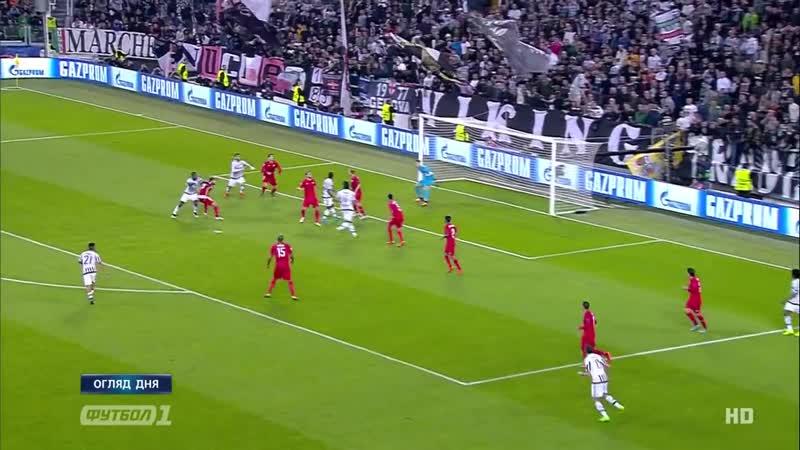 Juventus 2 0 Sevilla 2015