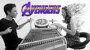 Avengers Theme Cimbalom Cover