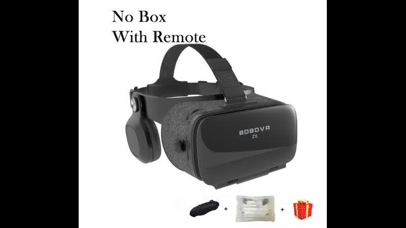 Bobovr Z5 Bobo VR видео Очки виртуальной реальности 3d