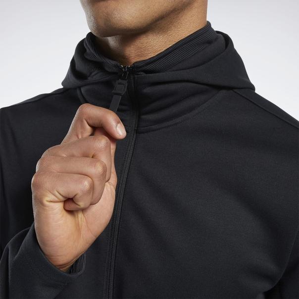 Худи Knit Half-Zip Control image 5