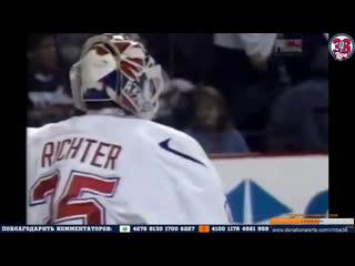 История 36. Хоккей. Кубок Мира 1996. Канада - США. Финал. Третий матч.