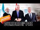 Promo - Detrás de la Razón - Cumbre por la Paz, ante la presencia ilegal de EEUU que amenaza la soberanía de Siria