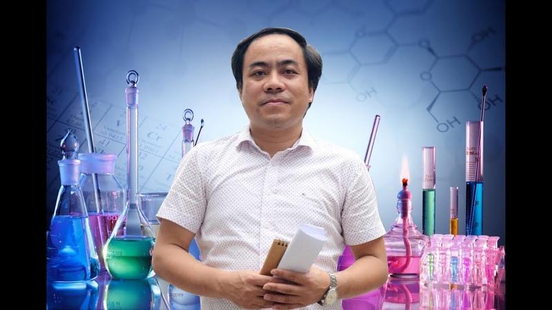 [Luyện thi TPHP] Thầy giáo Thạc sỹ khoa học môn Hóa học Nguyễn Anh Tuấn ANT - YouTube