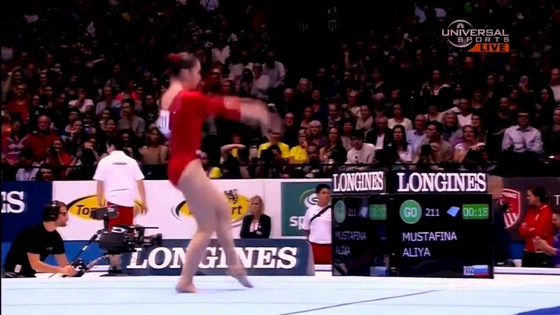 Aliya Mustafina-Passion of Victory