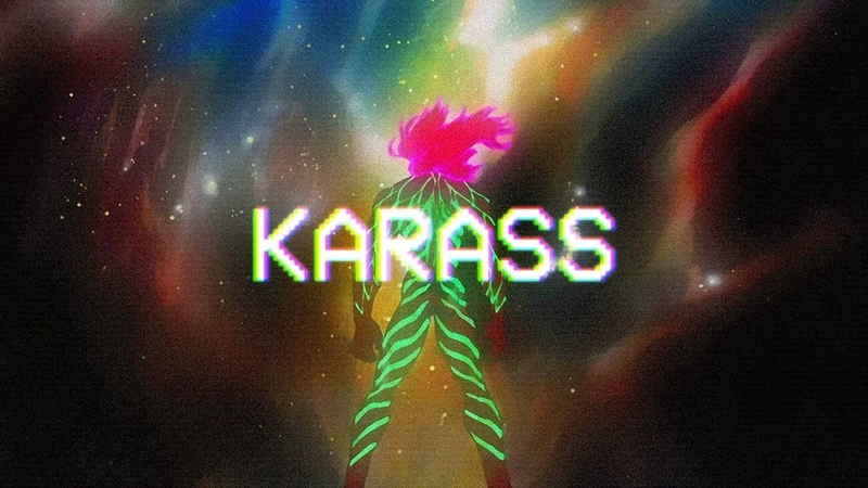 AMV Karass by Iren S S Frost Moon MAD Contest 2019 FLCL The Bombay Royale