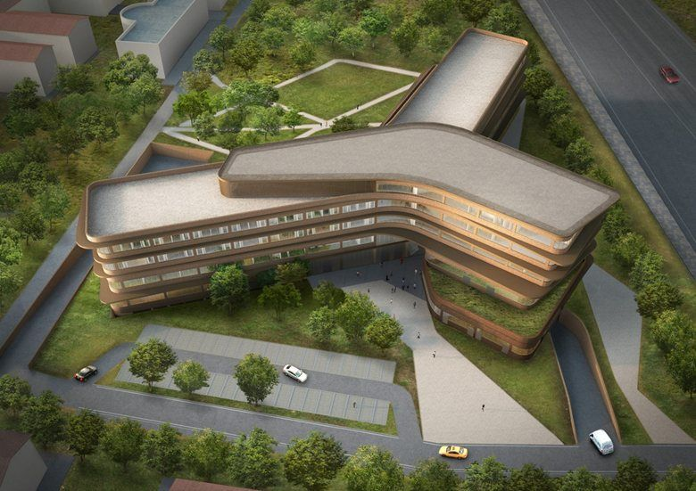 Sede dell'East African Kidney Institute Centre of Excellence